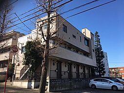 神奈川県川崎市宮前区宮前平3丁目の賃貸マンションの外観
