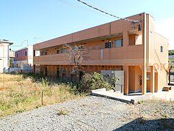 福岡県宗像市ひかりヶ丘6丁目の賃貸アパートの外観