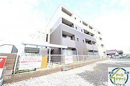 兵庫県明石市和坂3丁目の賃貸マンションの外観