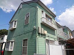 キャピタルハウス[1階]の外観