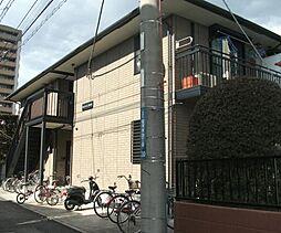 クレセントユニ宿河原[1階]の外観
