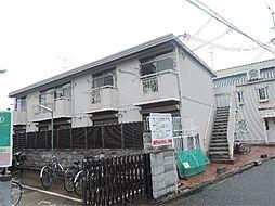 京都府京都市伏見区桃山井伊掃部西町の賃貸アパートの外観