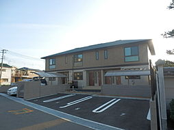 大阪府泉大津市北豊中町3丁目の賃貸アパートの外観