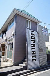 東京都足立区興野2丁目の賃貸アパートの外観