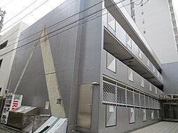 神奈川県厚木市中町2丁目の賃貸マンションの外観