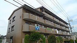 パレ・ハイブリッジ[4階]の外観