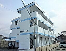 竹城台ハイツMK[2階]の外観