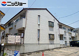 62・Oハウス[2階]の外観