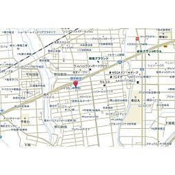 岐阜県瑞穂市野白新田の賃貸アパートの外観