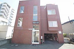 北海道札幌市北区北二十条西4丁目の賃貸アパートの外観