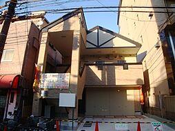 大阪府大阪市東淀川区豊新4丁目の賃貸アパートの外観