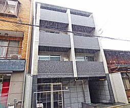 京都府京都市上京区一真町の賃貸マンションの外観