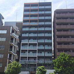 クラリッサ川崎グランデ[3階]の外観