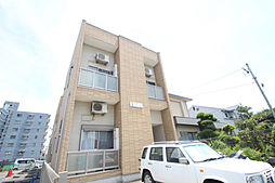 愛知県名古屋市南区柴田本通5丁目の賃貸アパートの外観
