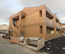 京都府城陽市水主の賃貸マンションの外観