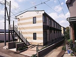 神奈川県綾瀬市深谷中4の賃貸アパートの外観