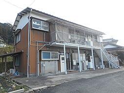 長崎県長崎市鳴見町の賃貸アパートの外観
