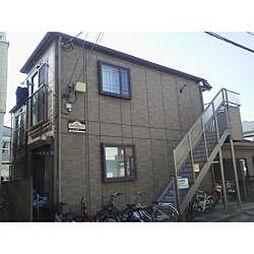 神奈川県横浜市金沢区平潟町の賃貸アパートの外観