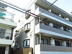クレッセント川崎[1階]の外観