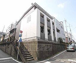 京都府京都市南区塩屋町の賃貸アパートの外観