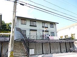 [テラスハウス] 三重県桑名市新西方3丁目 の賃貸【三重県 / 桑名市】の外観