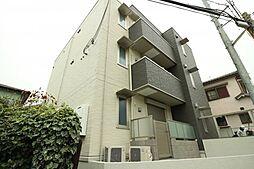 兵庫県神戸市垂水区陸ノ町の賃貸アパートの外観