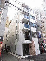 北海道札幌市中央区北四条西12丁目の賃貸マンションの外観