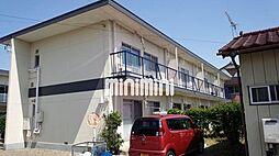 ホワイトタウン広瀬B[2階]の外観