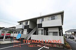 三洋タウン水巻伊左座 C棟[1階]の外観