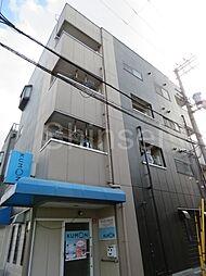 大阪府堺市堺区三宝町5丁の賃貸マンションの外観