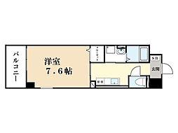 フレグランスヴィレッジ京田辺I[1階]の間取り