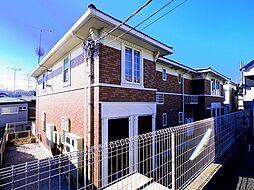 埼玉県所沢市小手指南1丁目の賃貸アパートの外観