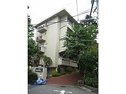 東京都大田区山王6丁目の賃貸マンションの外観