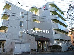 千葉県松戸市日暮6の賃貸マンションの外観