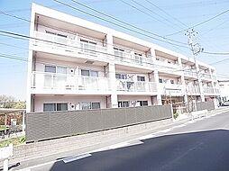 千葉県野田市山崎の賃貸マンションの外観
