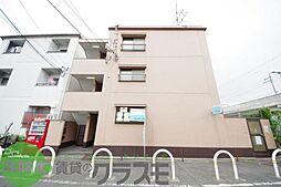 大阪府東大阪市吉田5丁目の賃貸マンションの外観