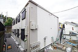 小田急小田原線 柿生駅 徒歩8分の賃貸アパート