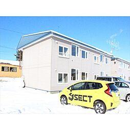 East side apartment I[B号室]の外観