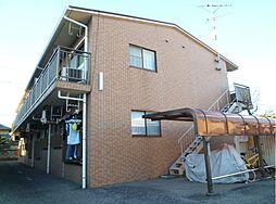 静岡県沼津市大諏訪の賃貸アパートの外観