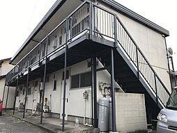 兵庫県姫路市広畑区長町2丁目の賃貸アパートの外観