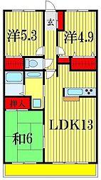 東千葉駅 11.3万円