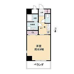幸田マンション幸町(旧:アルティス幸町)[0904号室]の間取り