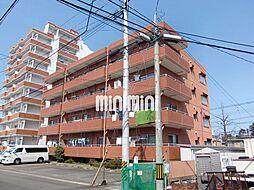コーポラス慶[3階]の外観