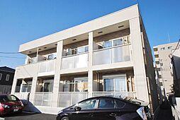 埼玉県越谷市レイクタウン6丁目の賃貸マンションの外観