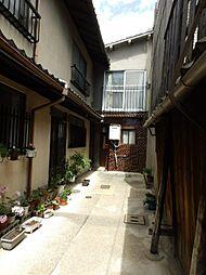 [テラスハウス] 京都府京都市東山区本町新6丁目 の賃貸【/】の外観