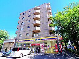 東京都練馬区大泉学園町1丁目の賃貸マンションの外観