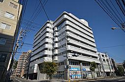 広島県広島市西区己斐本町3丁目の賃貸マンションの外観