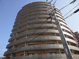 広島県広島市東区曙4丁目の賃貸マンションの外観