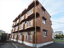 静岡県浜松市中区曳馬3の賃貸マンションの外観