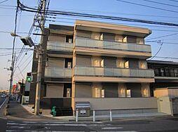 埼玉県蕨市塚越7丁目の賃貸アパートの外観